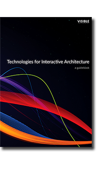 Technologies for Interacdtive Architecture front page