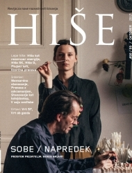 HIŠE Magazine, October 2017