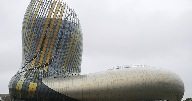 La Cité du Vin, Bordeaux and La Rochelle Aquarium