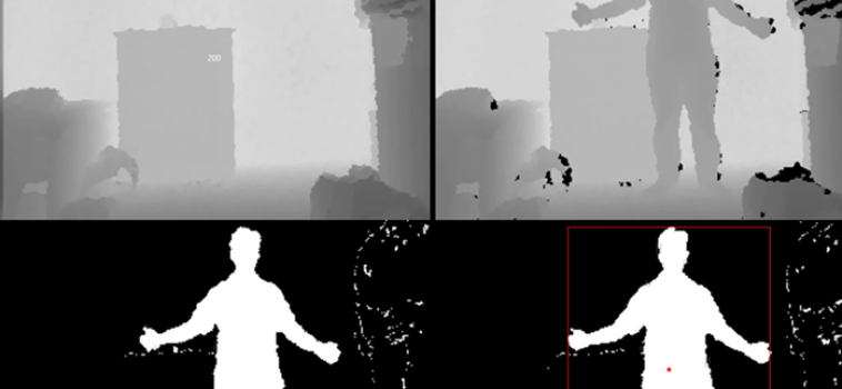 Depth stream motion tracking: 5 things to watch out for