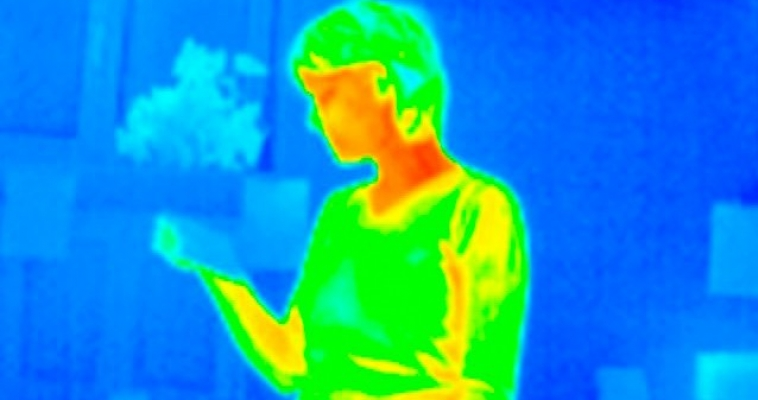 Thermal motion tracking: why and when?